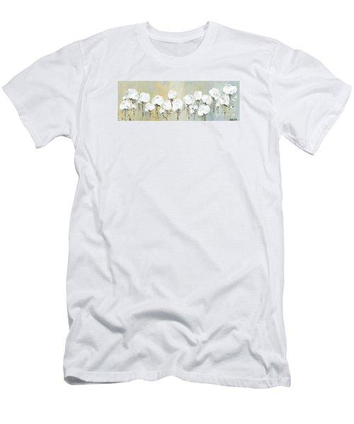 Land Of Cotton Men's T-Shirt (Slim Fit) by Kirsten Reed