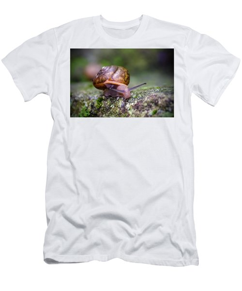 Land Snail II Men's T-Shirt (Athletic Fit)