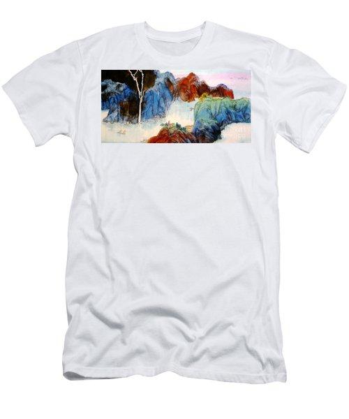 Landscape #2 Men's T-Shirt (Athletic Fit)