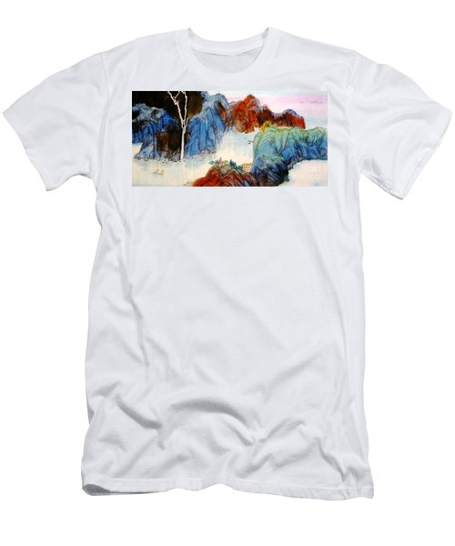 Landscape #2 Men's T-Shirt (Athletic Fit)