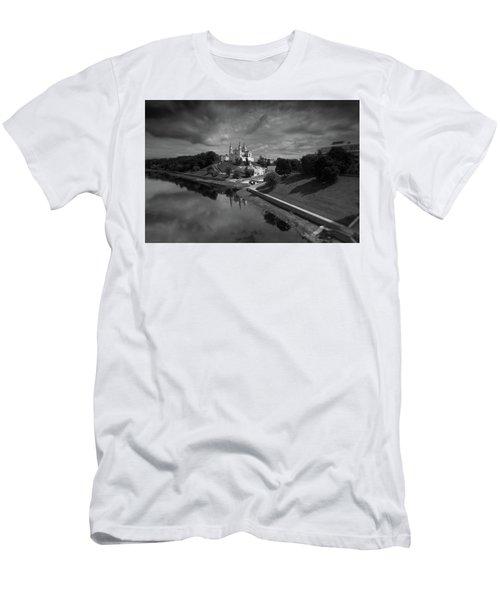Landscape #2877 Men's T-Shirt (Athletic Fit)