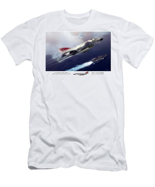 Last Dance With Sara Men's T-Shirt (Athletic Fit)