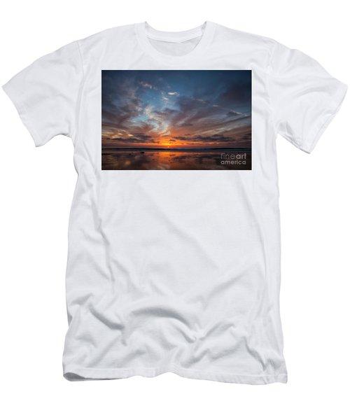 Last Peak Men's T-Shirt (Athletic Fit)