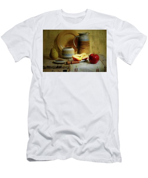 Men's T-Shirt (Slim Fit) featuring the photograph Late Day Break by Diana Angstadt