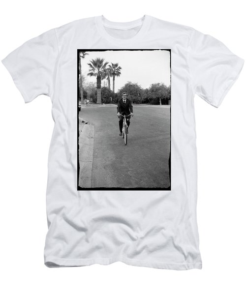 Lawyer On A Bicycle, 1971 Men's T-Shirt (Athletic Fit)