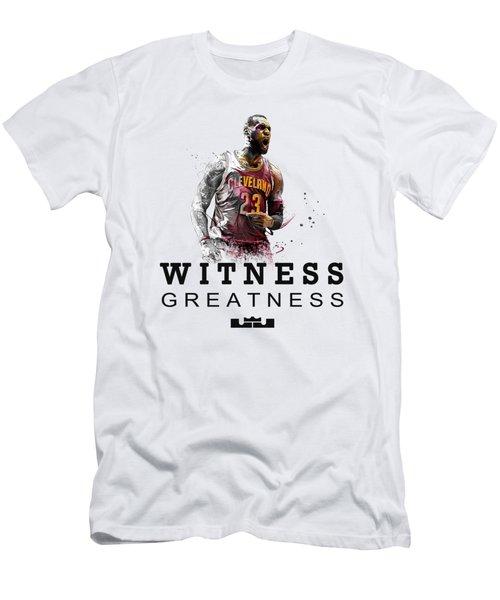 Lbj1 Men's T-Shirt (Athletic Fit)