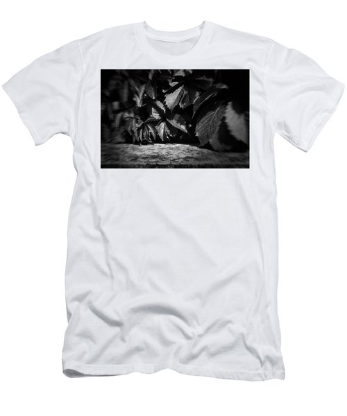 Leaves #9671 Men's T-Shirt (Athletic Fit)