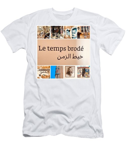 Lebanon Time Men's T-Shirt (Athletic Fit)