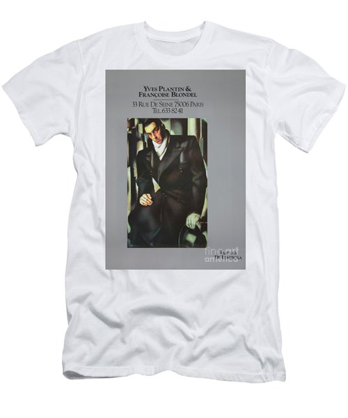 Lempicka #8716 Men's T-Shirt (Athletic Fit)