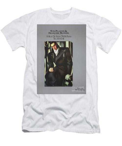 Lempicka #8716 Men's T-Shirt (Athletic Fit)