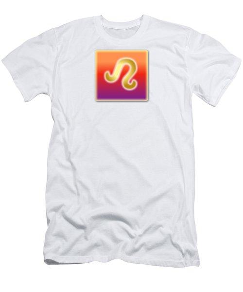 Leo July 22 - August 22 Men's T-Shirt (Athletic Fit)