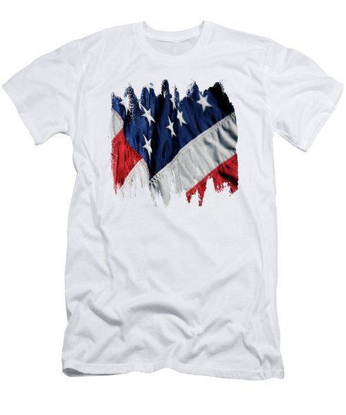 Let Freedom Ring Men's T-Shirt (Athletic Fit)