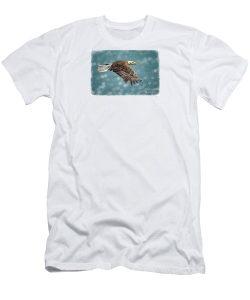 Liberty Men's T-Shirt (Slim Fit) by Alice Cahill