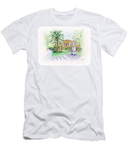 Library A Carnegie Original Men's T-Shirt (Athletic Fit)