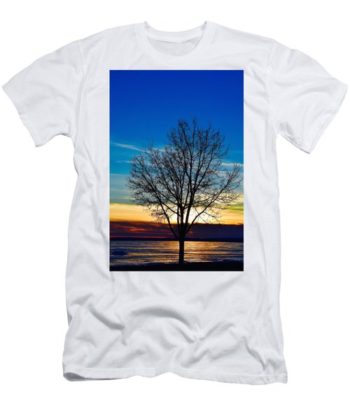 Men's T-Shirt (Slim Fit) featuring the photograph Life Is Beautiful by Dacia Doroff