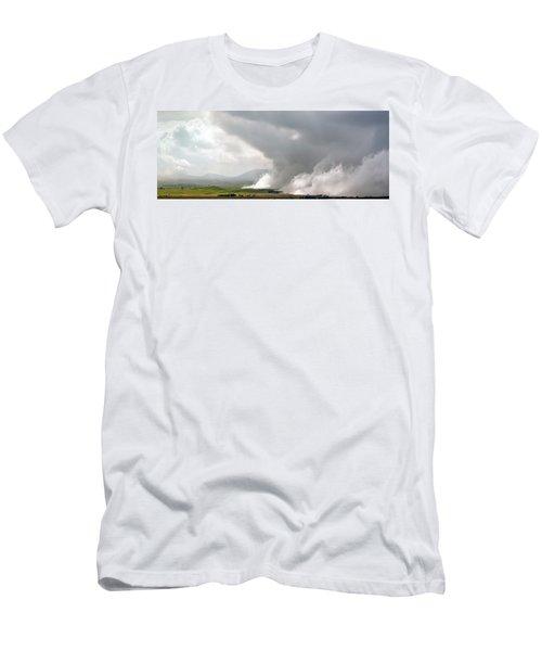 Lifting Fog Men's T-Shirt (Athletic Fit)