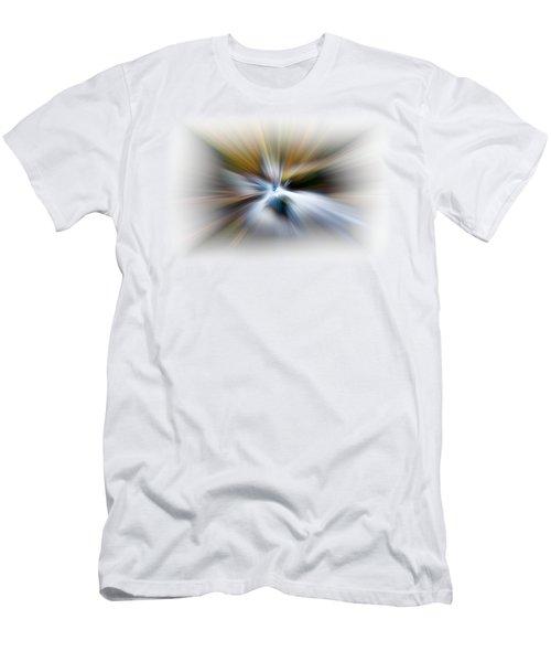 Light Angels Men's T-Shirt (Slim Fit) by Debra and Dave Vanderlaan