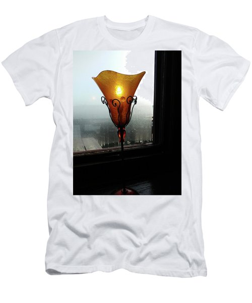 Light In The Dark Men's T-Shirt (Athletic Fit)