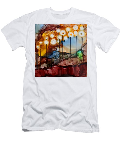 Light The Way Men's T-Shirt (Slim Fit) by Joanne Smoley