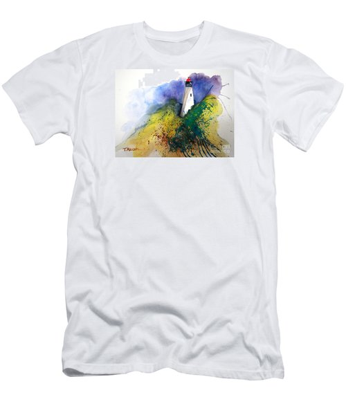 Lighthouse IIi - Original Sold Men's T-Shirt (Athletic Fit)