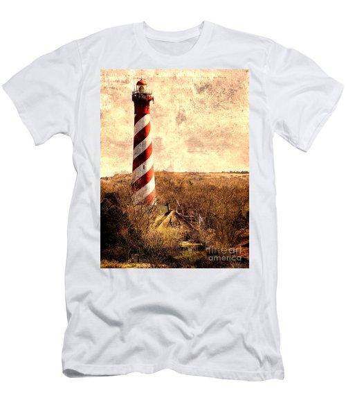 Lighthouse Westerlichttoren Men's T-Shirt (Athletic Fit)