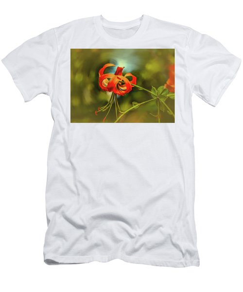 Lily #h8 Men's T-Shirt (Athletic Fit)