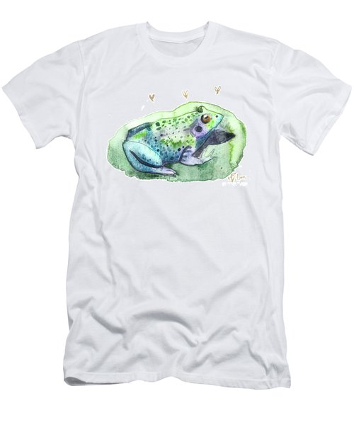 Lily Padded Men's T-Shirt (Athletic Fit)