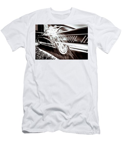 Men's T-Shirt (Slim Fit) featuring the photograph Limited by Wade Brooks