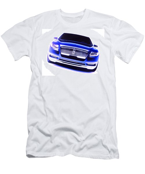 Lincoln Continental Men's T-Shirt (Athletic Fit)