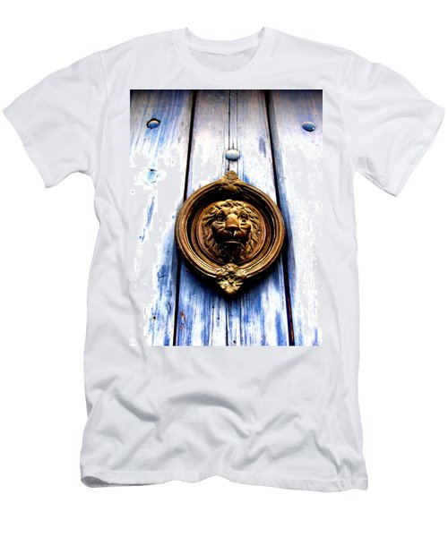Lion Dreams Men's T-Shirt (Athletic Fit)