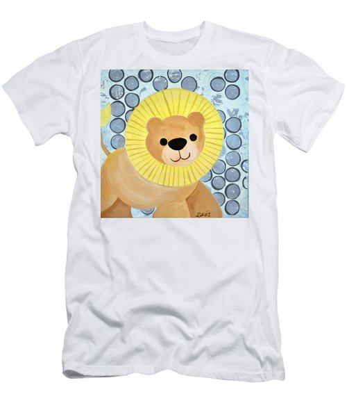 The Blessing Of The Lion Men's T-Shirt (Athletic Fit)