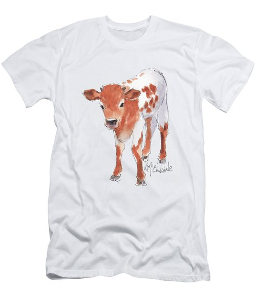 Little Beau April 2017 By Kathleen Mcelwaine Men's T-Shirt (Athletic Fit)