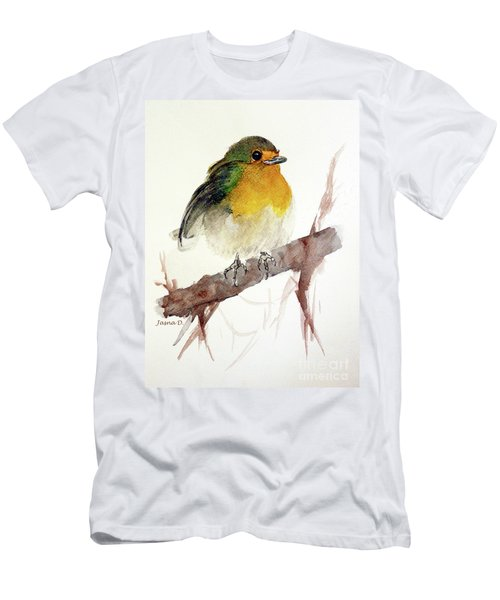Little Men's T-Shirt (Slim Fit) by Jasna Dragun