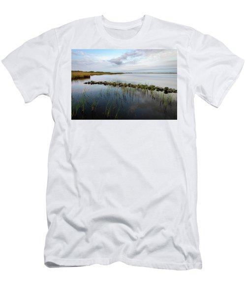 Little Jetty Men's T-Shirt (Athletic Fit)