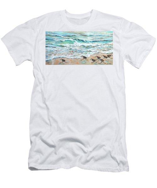 Little Rebel II Men's T-Shirt (Athletic Fit)