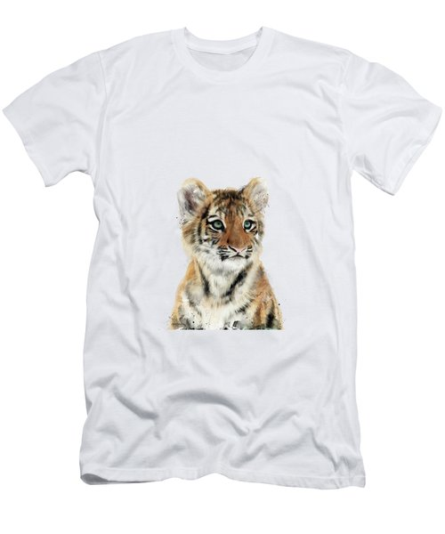 Little Tiger Men's T-Shirt (Athletic Fit)