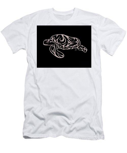 Live Waters Men's T-Shirt (Slim Fit) by Jamie Lynn