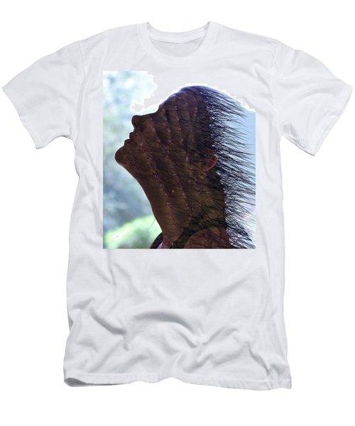 Lizard Men's T-Shirt (Athletic Fit)