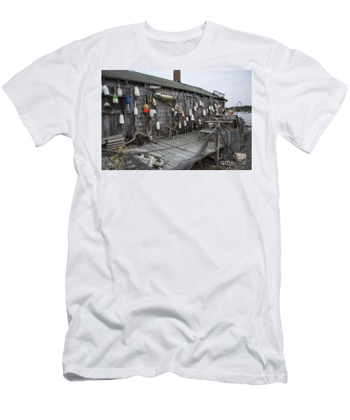 Lobster Shack Men's T-Shirt (Athletic Fit)