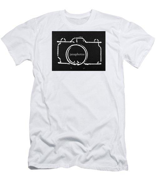 Logo Men's T-Shirt (Slim Fit) by Jana Russon