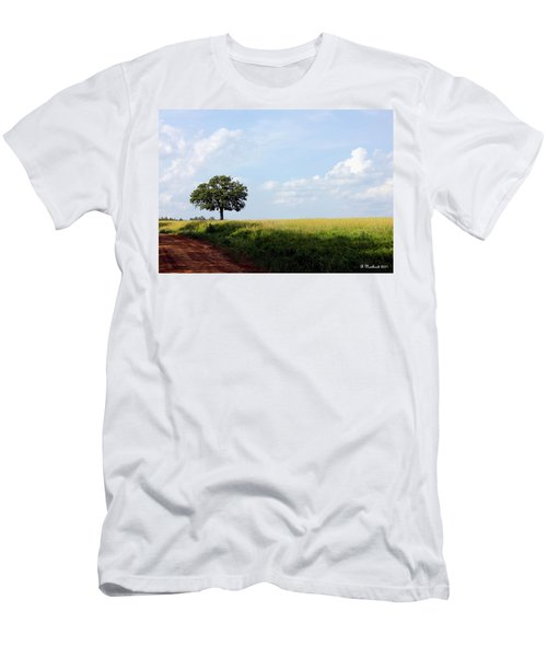 Lone Oak Men's T-Shirt (Athletic Fit)