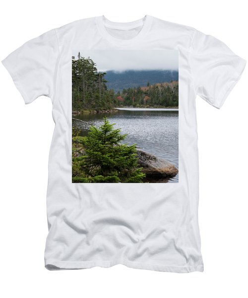 Lonesome Lake Men's T-Shirt (Athletic Fit)