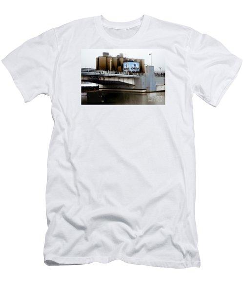 Lonestar 1 Men's T-Shirt (Slim Fit) by David Blank