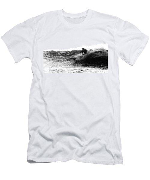 Longboard Men's T-Shirt (Athletic Fit)