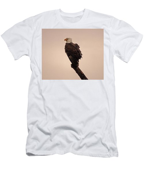 Men's T-Shirt (Slim Fit) featuring the photograph Looks Like Reign by Robert Geary