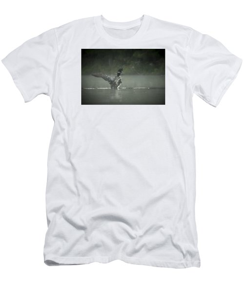 Loon 7 Men's T-Shirt (Athletic Fit)