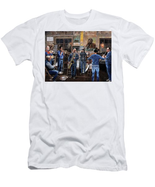 L'orchestra Men's T-Shirt (Athletic Fit)