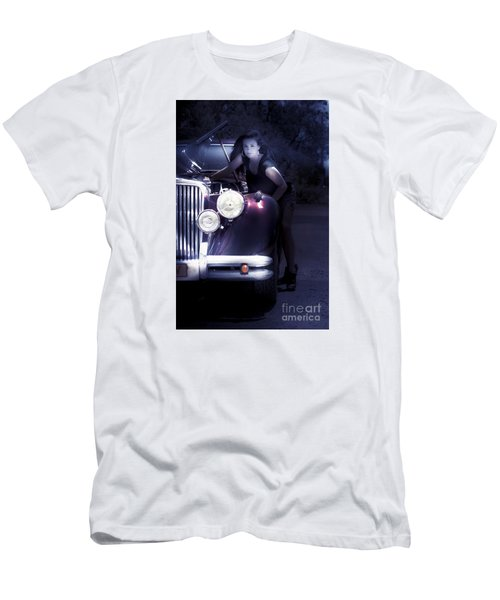 Lost And Broken Down Men's T-Shirt (Athletic Fit)