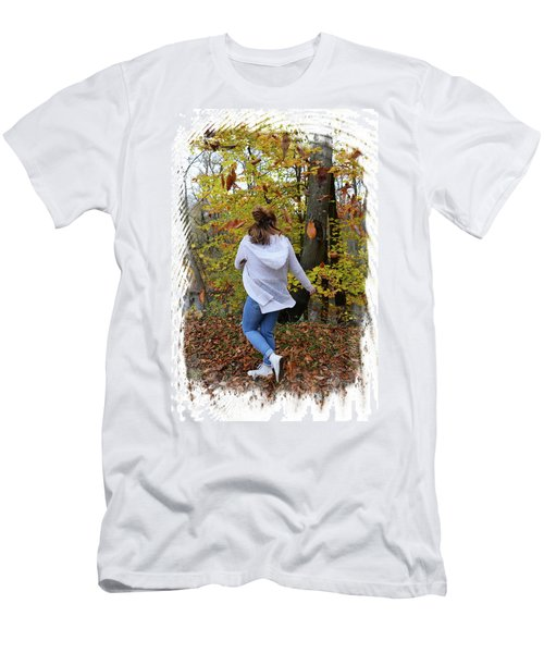 Lost Men's T-Shirt (Athletic Fit)