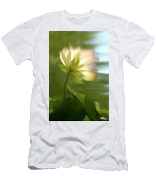 Lotus Reflection Men's T-Shirt (Athletic Fit)